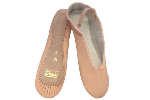 Freed Of London Aspire Full Sole Leather Ballet Shoe